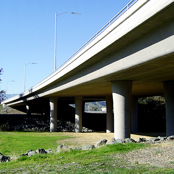 U.S. 101 Bailey Avenue Interchange