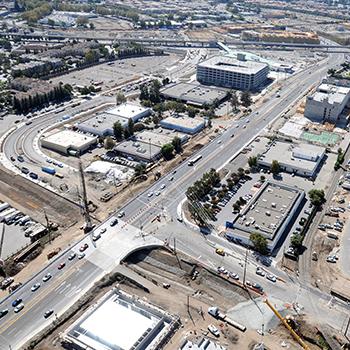 Montague Expressway Widening