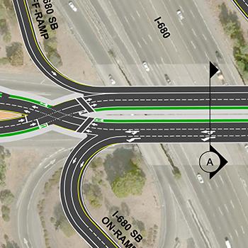 Santa Clara County I-680 Corridor Study