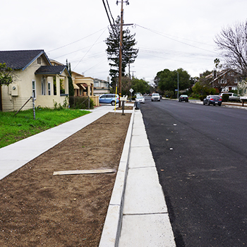 Pasadena Sidewalk Improvements