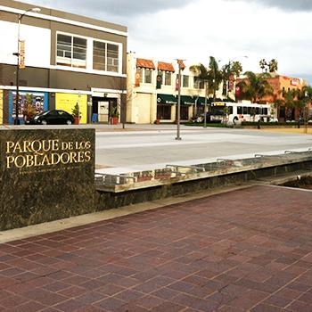 Parque de los Pobladores