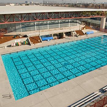 Santa Clara University Sullivan Aquatics Center